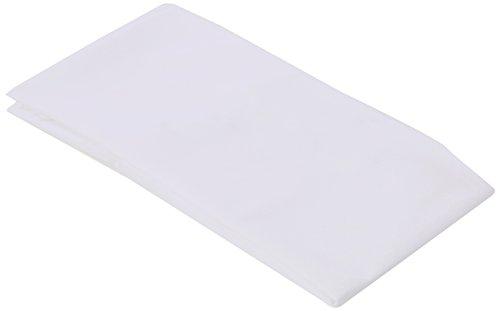 Allersoft Bettwanzen-, Staubmilben- und Allergiekontroll-Kissenschutzumhüllung aus 100 % Baumwolle, 80 x 80 cm