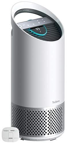 Leitz TruSens Z-2000 Luftreiniger mit doppelter Luftstromtechnologie, Gerüche und Schadstoffe, Für gereinigte Raumluft + 3-In-1 Ersatzfilter mit Trommel für TruSens Z-2000 Luftreiniger