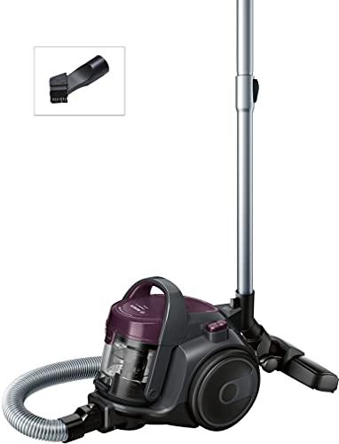 Bosch bgc05aaa1GS05cleann 'n Staubsauger ohne Beutel, Design computerdesigns, waschbarer HEPA H12Filter, 700W, 1.5liters, 78decibeles, Violett und Grau