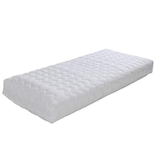 LILENO HOME Matratzenbezug 180x200 cm Reißverschluss - waschbarer Matratzenschoner aus Microfaser ideal für Allergiker - extra weicher Schonbezug für Matratzen (rundum) Höhe 20-22 cm