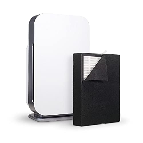 Alen BreatheSmart Flex H13 True HEPA Luftreiniger für Zuhause bis zu 65 m², Frischfilter entfernt 99,99% Luftpartikel, fängt Allergene, Schimmel, Rauch, Staub, Tierhaare, Gerüche & Bakterien ein