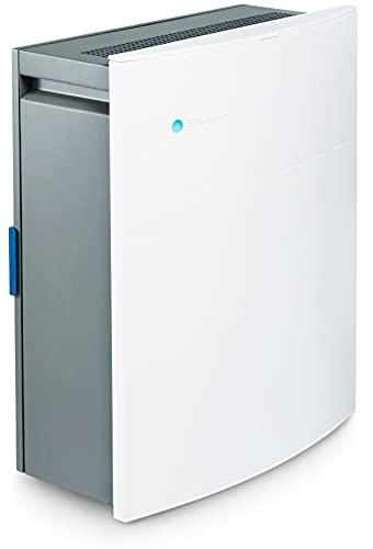 Blueair Classic 205 Luftreiniger mit SmokeStop-Filter ideal bis 26 m² (HEPASilent entfernt 99,97% Pollen, Staub, Viren, Bakterien, Gerüche, Rauch, Tierhaare, etc) sehr leise