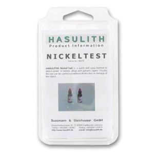 Unbekannt Hasulith Nickel Test
