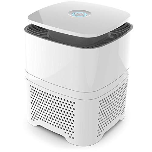 Pro Breeze™ 4-in-1 Luftreiniger mit Vorfilter, True HEPA, Aktivkohlefilter und Ionisator. 99,97% Filterleistung. Für zu Hause, Büro – ideal für Allergiker, Raucher, gegen Allergien, Staub