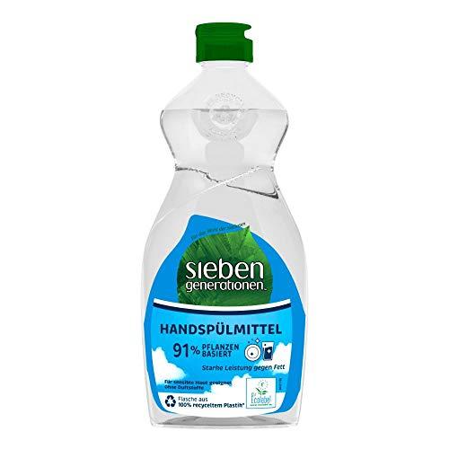 Sieben Generationen Geschirrspülmittel Free & Clear, 500 ml
