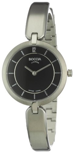 Boccia Damen-Armbanduhr Titan Dress 3164-02