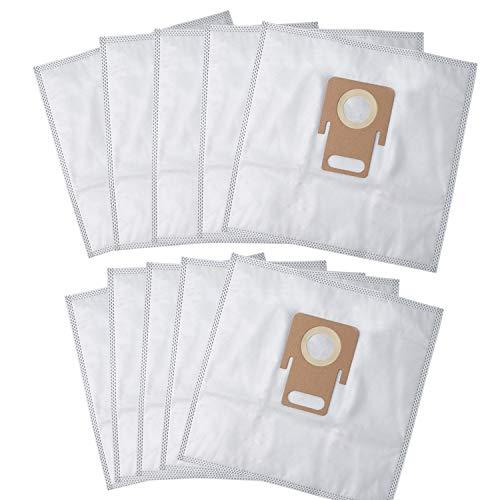Poweka Staubsaugerbeutel für Thomas Hygiene Anti Allergie Aqua + Pet Family Premium Staubsauger 10 Stück