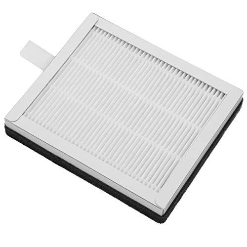 vhbw 2-in-1 Kombifilter kompatibel mit Soehnle Airfresh Wash 500 Luftreiniger - Ersatz für Soehnle 68105 Filter Ersatzfilter Luftfilter