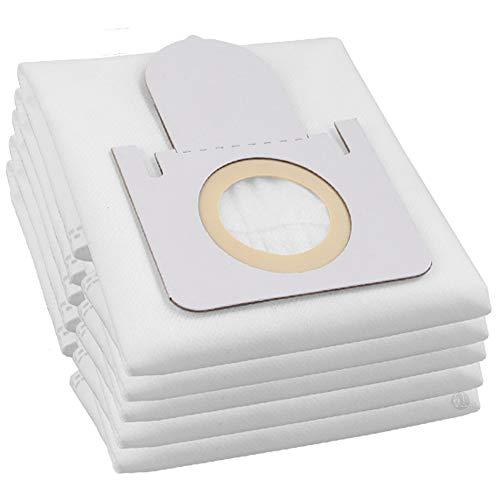 5 Premium Staubsaugerbeutel - Spezielles hygienisches Synthetikmaterial - Geeignet für Thomas Aqua + Pet & Family, X7,X8,X10 - Bestleistung beim Saugen - Hochwertige Qualität