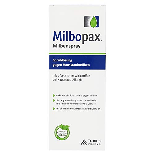 MILBOPAX Milbenspray Sprühlösung 250 ml