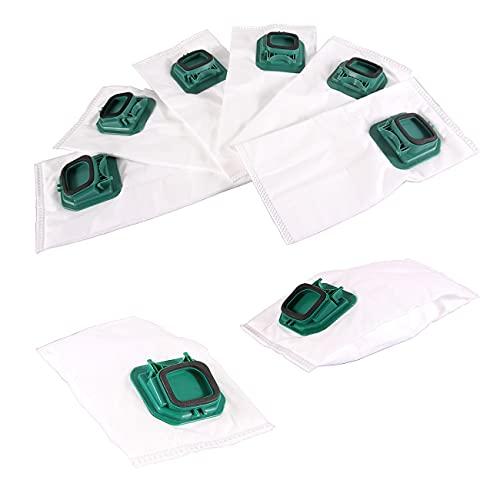24x Staubsaugerbeutel für passend Vorwerk Kobold VK 140 VK 150 Microvlies mehrlagiges Synthetische Vliesmaterial Allergiker geeignet VK-140 VK-150 100% geeignet passgenaue