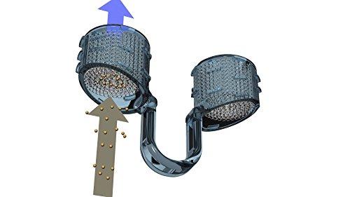 Best Breathe PARTIKEL-Filtersystem für die Nase, NF05016, 1 Filterträger Größe M mit 9 mm Innendurchmesser (vorwiegend für Erwachsene), mit 30 Nasenfilter-Einsätze ZUM FILTERN VON STAUB, SCHMUTZ, SPÄNEN und Pollen zwischen 20 und 60 µm. Filtert Pollen, Hautschuppen, Staub, Schimmelsporen, Keime und andere Allergene! Schüzen Sie sich vor Umweltverschmutzung!