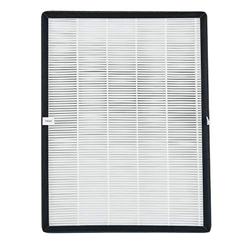 Balter Ersatzfilter für LR-02 Luftreiniger, 5 Fach Filter mit HEPA 13 Filter, 99,97% Filterleistung, Aktivkohlefilter
