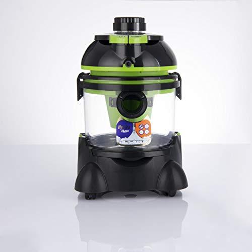 arnica Hydra Rain Pro All in One | Teppich & Polsterreiniger | Extrahiergerät | Nass Sauger | Waschsauger | Staubsauger mit Wasserfilter | Allergiker Freundlich