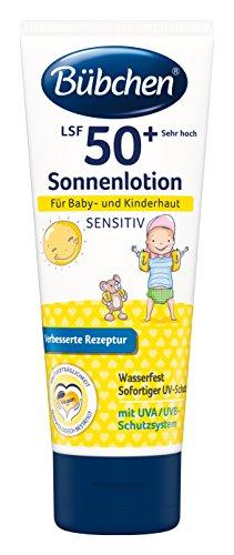 Bübchen Sensitiv Sonnenlotion LSF 50+, 100 ml Tube