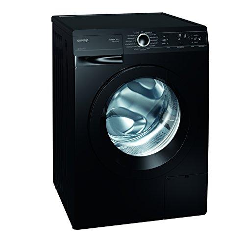 Gorenje W 7243 PB Waschmaschine FL / A+++ / 7 kg / 1400 UpM / AquaStop / SensoCare-Waschsystem / Quick 17 / Colour Collection