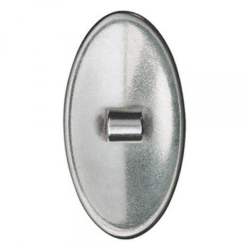 Titan Nasenpad (allergiefrei) zum Schrauben 13mm | 2 Stück (1 Paar)