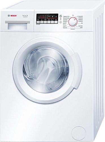 Bosch WAB282ECO Waschmaschine FL / A+++ / 153 kWh/Jahr / 1400 UpM / 6 kg / 10560 Liter/Jahr / AllergiePlus / ECARF Qualitätssiegel speziell für die Bedürfnisse von Allergikern entwickelt