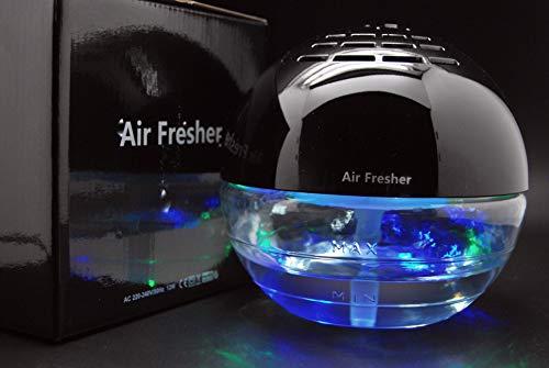 aspira Lura Lufterfrischer mit Ionisator - geräuscharmer Luftbefeuchter mit LED Farb-Effekten - frischer Raumduft