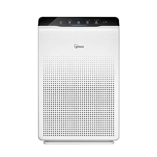 WINIX ZERO Luftreiniger. CADR 390 m³/h (bis zu 99 m²), True HEPA Filter, reinigt 99,97% Viren, Bakterien und Allergien. Mit PlasmaWave Technologie. HEPA Luftreiniger für Heim und Büro.
