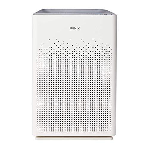 Winix Zero S Luftreiniger. CADR 390 m³/h (bis zu 99 m²), True HEPA Filter, reinigt 99,97% Viren, Bakterien und Allergien. Mit PlasmaWave Technologie. HEPA Luftreiniger für Heim und Büro.