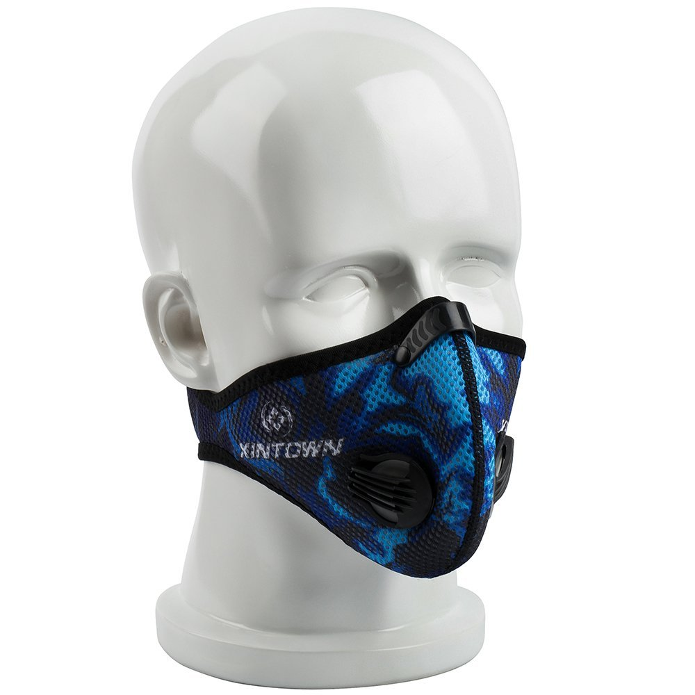 atemschutzmaske viren