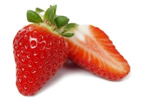 Erdbeer Allergie