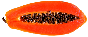 Papaya-Allergie