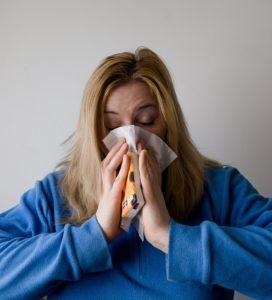Pollenallergie Symptome Schnupfen