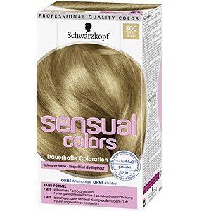 Allergiefreie Haarfarbe für Allergiker
